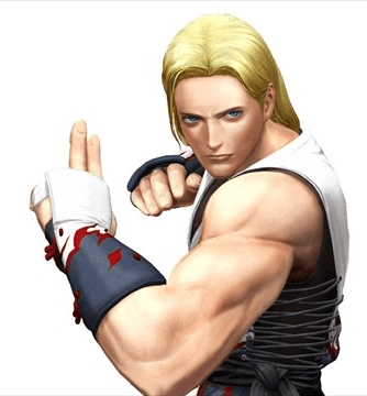 King of Fighters XIV Roster-Andy-kofxiv