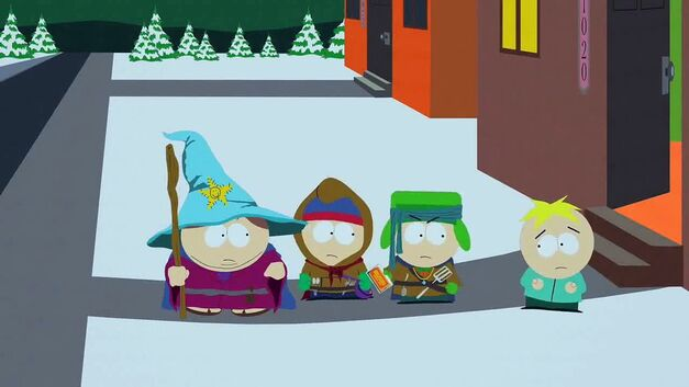 South Park Fellowship Of The Ring Episode