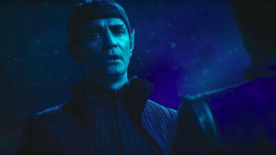 'Star Trek: Discovery': Meet Spock's Father Sarek