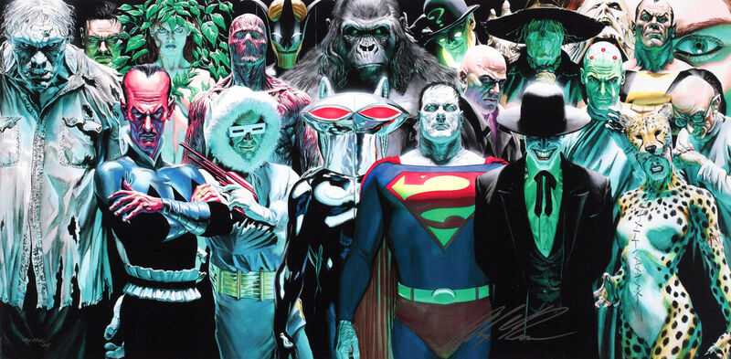 Top 10 justice league villains wed like to see in the next movie top 10 justice league villains wed like to see in the next movie stopboris Images