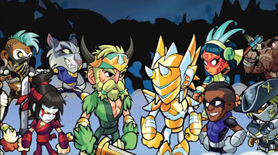 Free Game of the Week: Kick Your Friend's Butts in 'Brawlhalla'