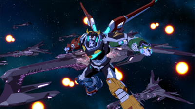 'Voltron: Legendary Defender' Cast Shares Season 4 Tidbits