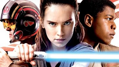 What Are Gray Jedi? Is Rey Gray? Fandom Discusses it All Live!