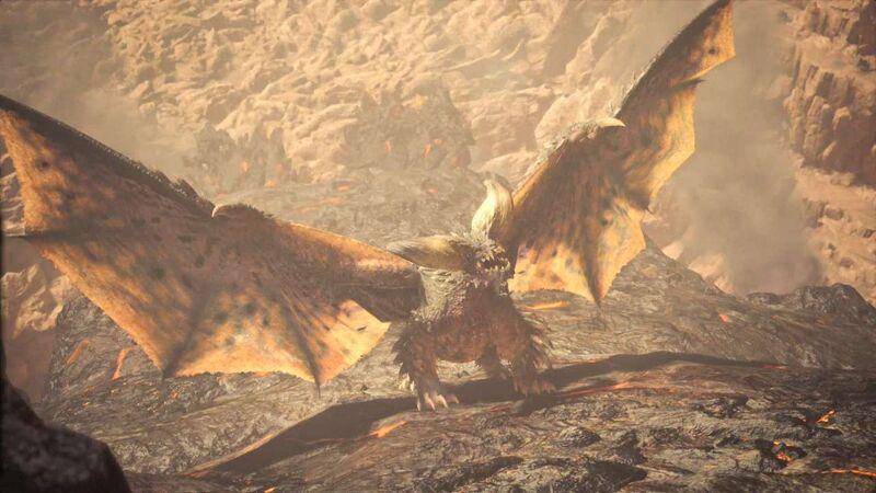 Monster Hunter guide Nergigante