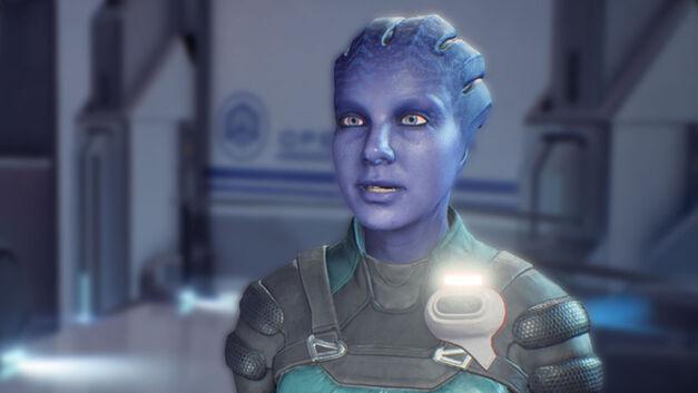 Keri Mass Effect Andromeda