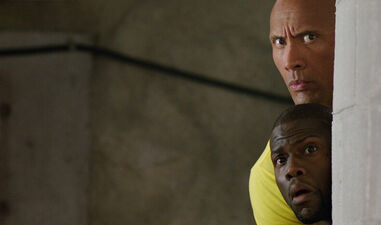 'Central Intelligence' Trailer: Dwayne Johnson and Kevin Hart are BFF in the CIA