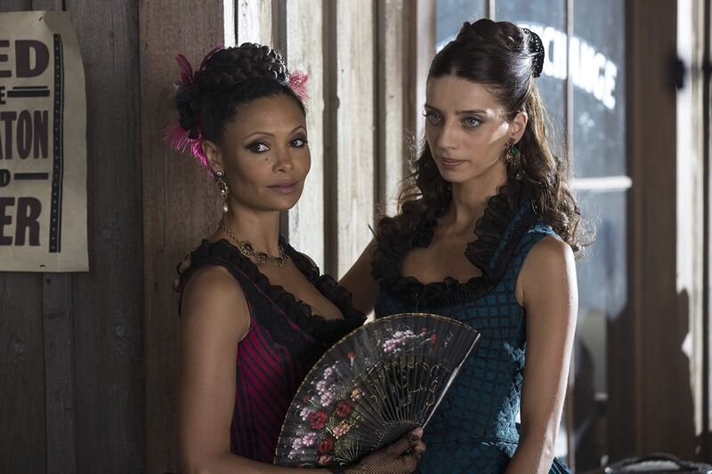 Pleasure comes in many forms in Westworld