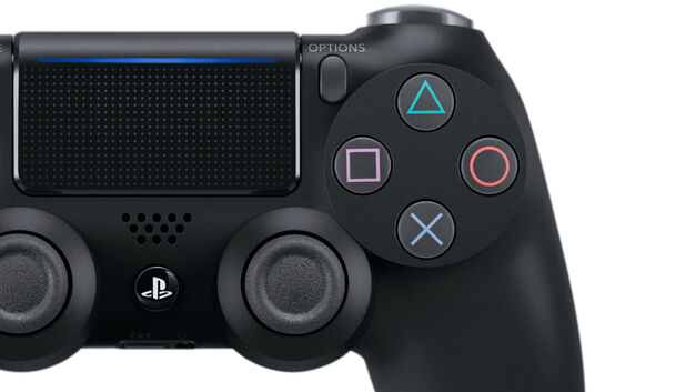 PS4 Pro & PS4 Slim controller
