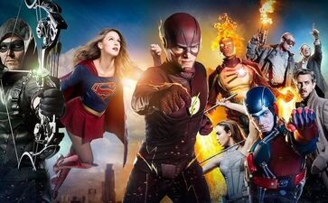 A Look at the Dominators From the Arrowverse Crossover