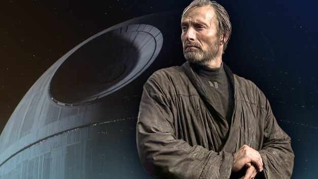 star wars galen erso mads mikkelsen jyn erso dad parents feature hero