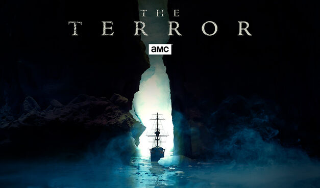 amc the terror promo art