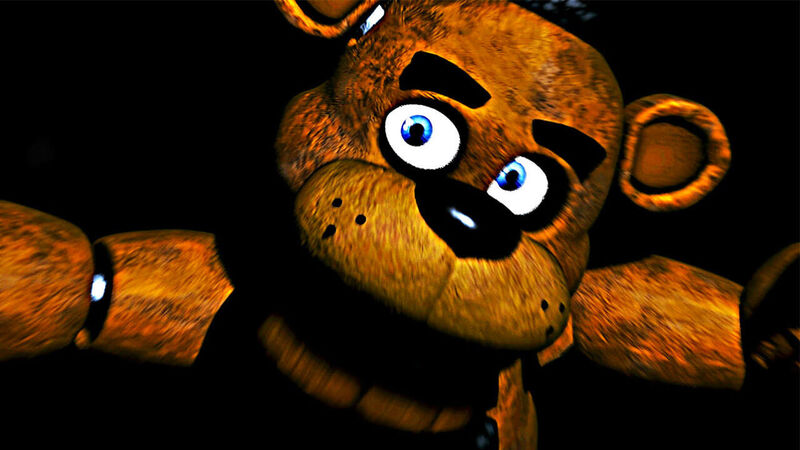 Five Real Attractions That Inspired Five Nights At Freddys