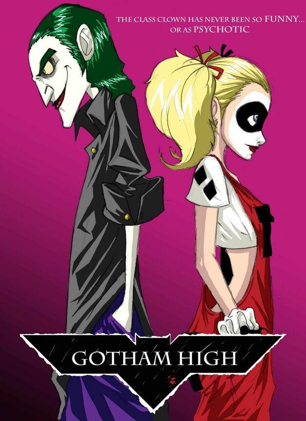 gotham high 6