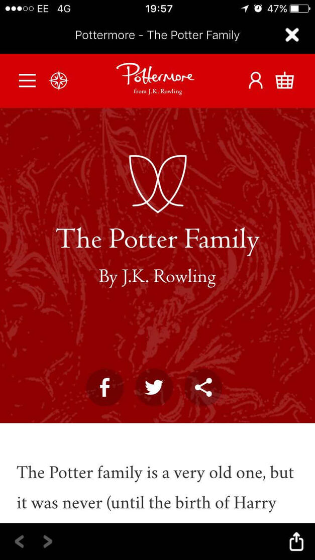 harry-potter-cursed-child-pottermore-potter-family-screenshot