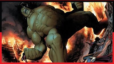 Things the Hulk Won't Be Remembered For