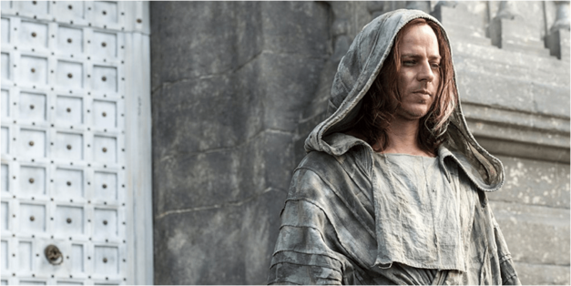 Game of Thrones Halloween costume idea character Jaqen H'ghar