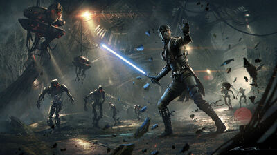 Respawn's Star Wars Game is All About The Story