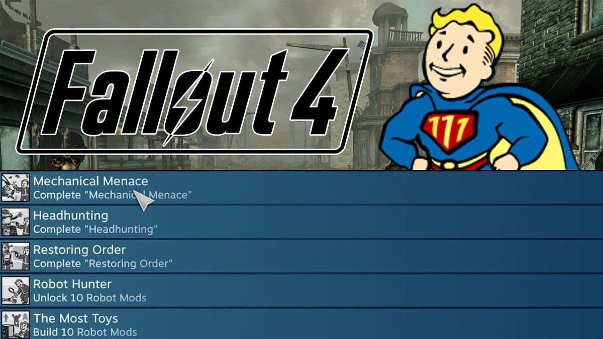 Fallout 4 Achievements