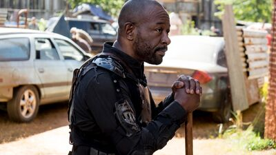 How Morgan Crosses Over to 'Fear the Walking Dead'