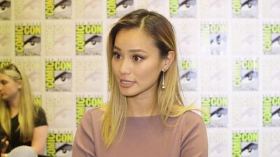 'The Gifted' Star Jamie Chung Clarifies Blink's Asian Background