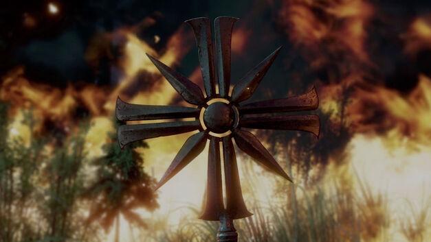 Far Cry 5 cross