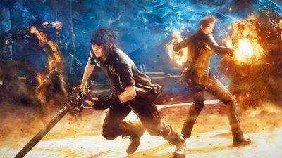 Uncovered: Final Fantasy XV Announcements and Details (UPDATED)