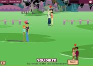 6teen Mini Make-Out Golf