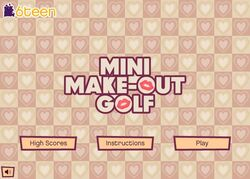 Mini Make-Out Golf