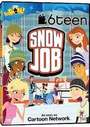 Snow Job DVD US