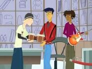 6teen guys with instruments