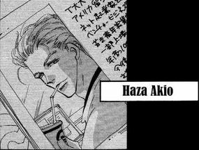 Spoilers Akio Haza