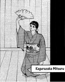 Spoilers Mitsuru Kagurazaka