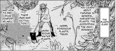 Plant class