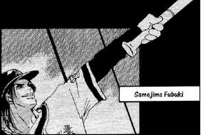 Spoilers Fubuki Samejima