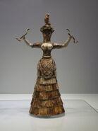 Minoan Immunity Idol