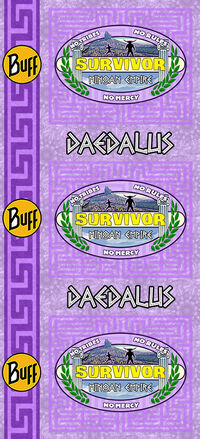 Daedalus buff
