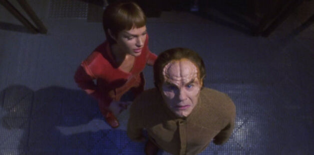 Phlox Engineer Post Star Trek