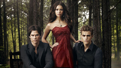 SDCC: 'The Vampire Diaries' to Conclude After Eight Seasons
