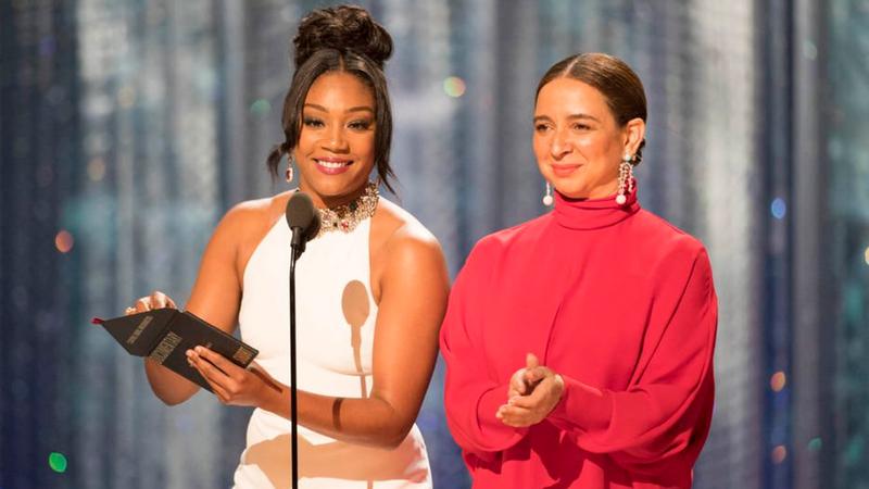 Oscars 2018 Tiffany Haddish