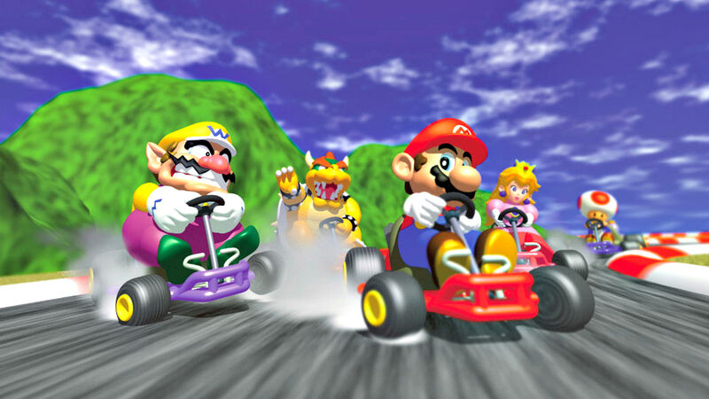 Mario Kart 64 Turns 20 Why We Still Love It Fandom