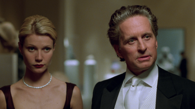 a perfect murder gwyneth paltrow and michael douglas