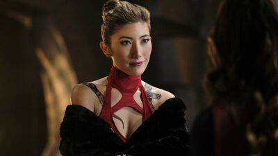 Dichen Lachman Praises Kevin Smith's Work on 'Supergirl' & the Arrowverse