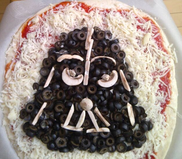 Darth Pizza