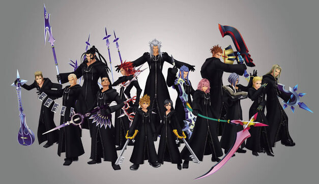 Kingdom-Hearts-Organization-XIII