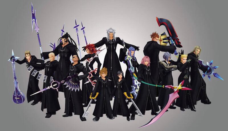 Kingdom-Hearts-Organization-XIII