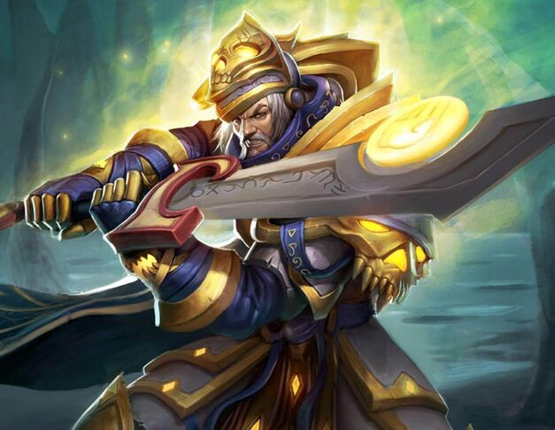 Tirion-Fordring-World-of-Warcraft-Legion-Lore