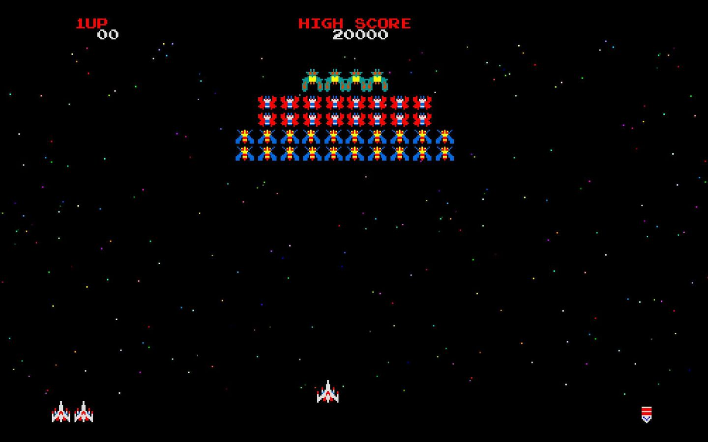 galaga facebook hero