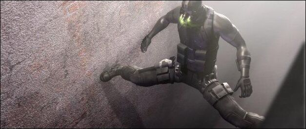 Sam Fisher split jump