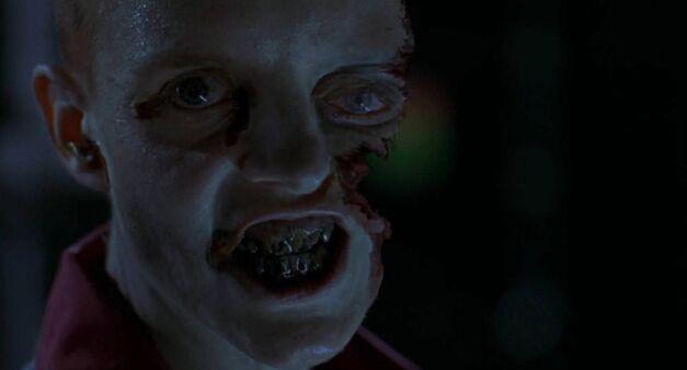 resident evil film zombie