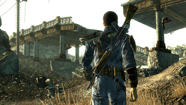 A screenshot of Fallout 3 for PC.